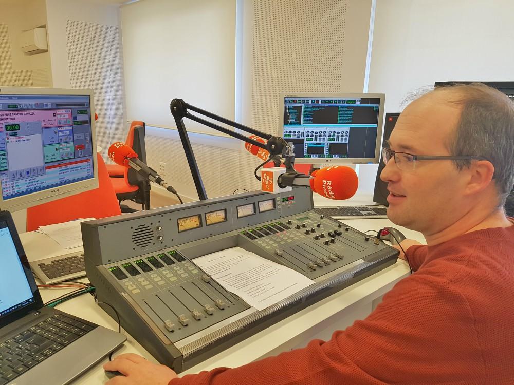 MEGATOP vuelve a Ràdio Pineda